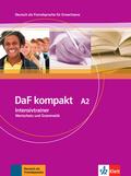 DaF kompakt: Intensivtrainer Wortschatz und Grammatik A2