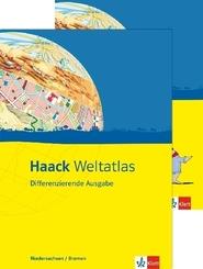Haack Weltatlas. Differenzierende Ausgabe Niedersachsen und Bremen