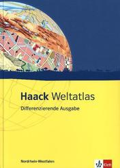 Haack Weltatlas. Differenzierende Ausgabe Nordrhein-Westfalen