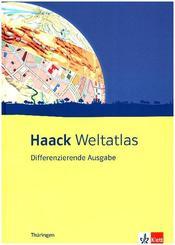 Haack Weltatlas. Differenzierende Ausgabe Thüringen