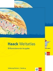 Haack Weltatlas. Differenzierende Ausgabe Schleswig-Holstein und Hamburg