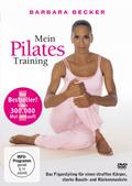 Barbara Becker - Mein Pilates Training, 1 DVD