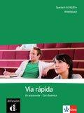 Vía rápida: Arbeitsbuch