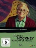 David Hockney: Pleasures of the Eye, 1 DVD