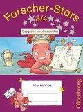 Forscher-Stars: 3./4. Schuljahr, Geografie und Geschichte