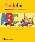 Findefix Neu (2012): Wörterbuch mit vereinfachter Ausgangsschrift