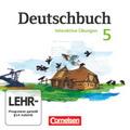 Deutschbuch, Gymnasium Östliche Bundesländer und Berlin: 5. Schuljahr, Interaktive Übungen, CD-ROM