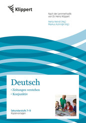 Deutsch 7-9, Zeitungen verstehen/Konjunktiv