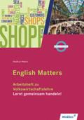 English Matters, Arbeitsheft