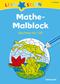 Mathe-Malblock; 2. Klasse. Rechnen bis 100