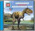 Dinosaurier / Ausgestorbene Tiere, 1 Audio-CD - Was ist was Hörspiele