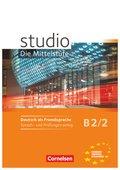 studio d, Die Mittelstufe: Sprach- und Prüfungstraining; Bd.2