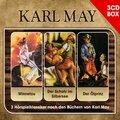 Karl May: Hörspielklassiker, 3 Audio-CDs