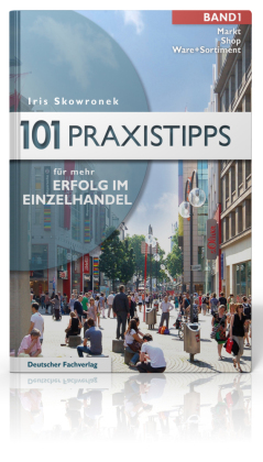 101 Praxistipps für mehr Erfolg im Einzelhandel, 2 Bde.