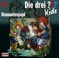 Die drei ???-Kids, Diamantenjagd, 1 Audio-CD