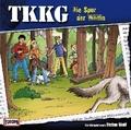 Ein Fall für TKKG - Die Spur der Wölfin, 1 Audio-CD