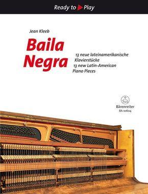 Baila Negra, für Klavier