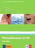 Aussichten: Phonetiktrainer A1-B1, m. 2 Audio-CDs