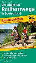 PublicPress Radtourenführer Die schönsten Radfernwege in Deutschland