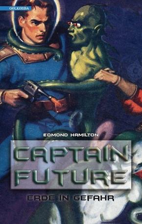 Captain Future - Erde in Gefahr