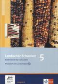 Lambacher-Schweizer, Ausgabe A, Neubearbeitung: 5. Schuljahr, Arbeitsheft plus Lösungsheft und Lernsoftware
