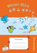 Wörter-Stars: 4. Schuljahr
