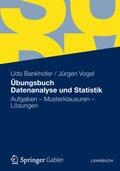 Übungsbuch Datenanalyse und Statistik