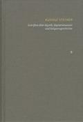 Ausgewählte Schriften. Kritische Ausgabe: Schriften über Mystik, Mysterienwesen und Religionsgeschichte; Bd. 5