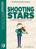 Shooting Stars, Violine, m. Audio-CD