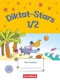 Diktat-Stars: 1./2. Schuljahr - Übungsheft