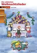 Die schönsten Weihnachtslieder, für Klavier