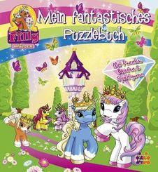 Filly Unicorn - Mein fantastisches Puzzlebuch