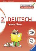 Lern-Detektive: Lesen üben (