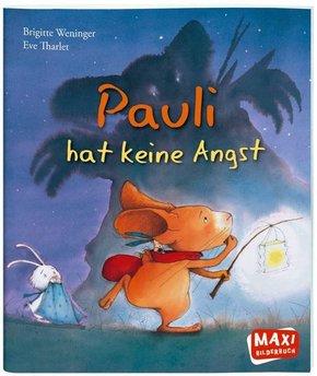 Pauli hat keine Angst!
