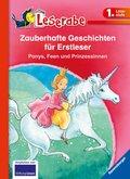 Zauberhafte Geschichten für Erstleser. Ponys, Feen und Prinzessinnen; .; Volume 2