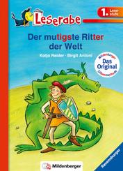 Der mutigste Ritter der Welt - Leserabe 1. Klasse - Erstlesebuch für Kinder ab 6 Jahren