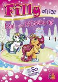 Filly On Ice, Mal-und Rätselspaß