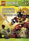 LEGO® Ninjago. Auf die Sticker, fertig, los! Die Rückkehr der Schlangen