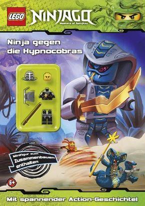 LEGO® NINJAGO™ - Ninjas gegen die Hypnokobras, m. Minifigur