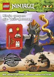 LEGO® NINJAGO™ - Ninjas gegen die Würgeboas, m. Minifigur