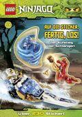 LEGO® Ninjago. Auf die Sticker, fertig, los! Der Aufstieg der Schlangen