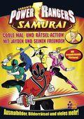 Power Rangers Samurai - Coole Mal- und Rätsel-Action mit Jayden und seinen Freunden
