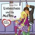 Freche Mädchen - Liebeschaos und lila Muffins, 2 Audio-CDs
