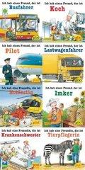 Pixi Bücher: Was ich mal werden will, 8 Hefte; 213