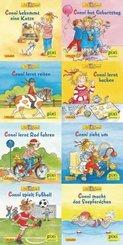 Pixi Bücher: Pixi-8er-Set 190: Neue Abenteuer mit Conni (8x1 Exemplar), 8 Teile; 190