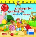 Kindergarten-Geschichten, die stark machen (6 Vorlesebücher in einem)