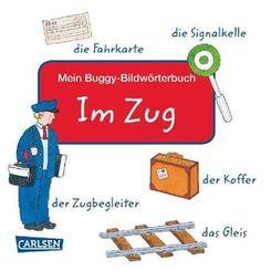 Mein Buggy-Bildwörterbuch - Im Zug