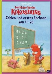 Der kleine Drache Kokosnuss - Zahlen und erstes Rechnen von 1 - 20