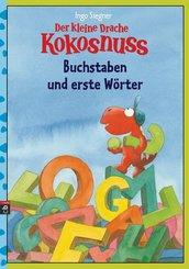 Der kleine Drache Kokosnuss - Buchstaben und erste Wörter