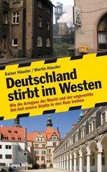 Deutschland stirbt im Westen